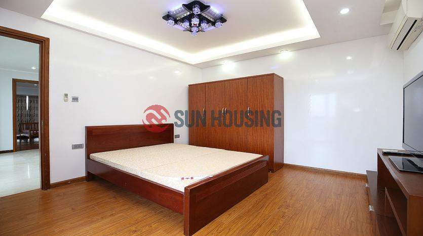 Classic style three bedroom apartment in L Building Ciputra Hanoi