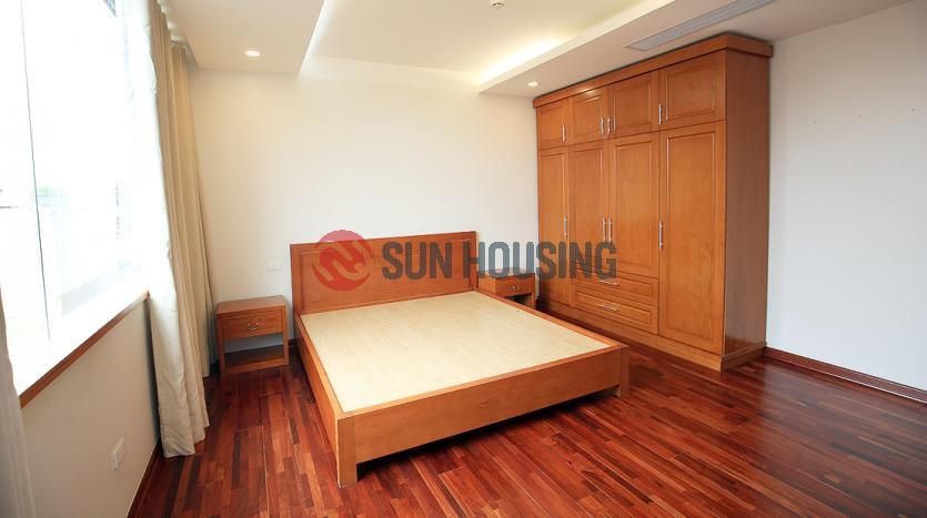 Modernly 3 bedrooms apartment in West Lake, Ha Noi.