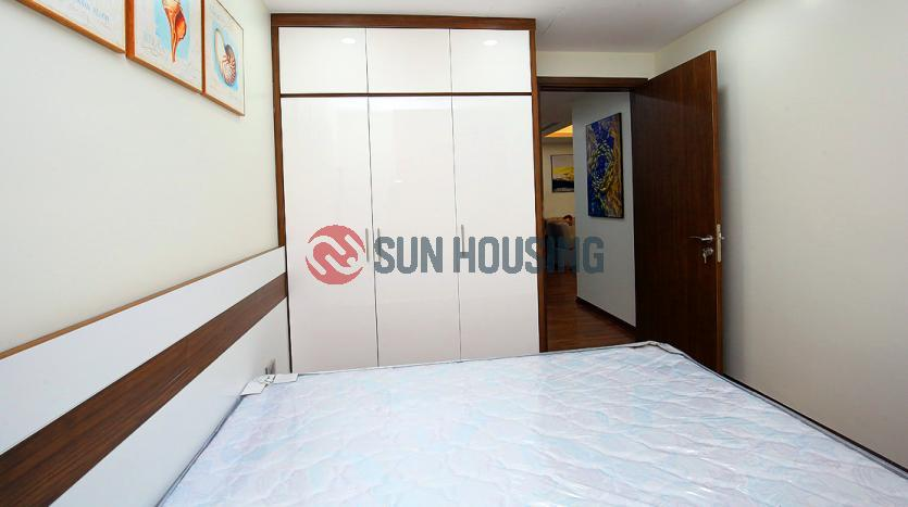 Cozy two bedroom apartment in Xuan Dieu, D'.Le Roi Soleil Building