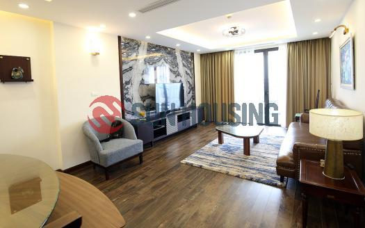 Attractive apartment 2 bedrooms for lease in D Le Roi Soleil Tay Ho
