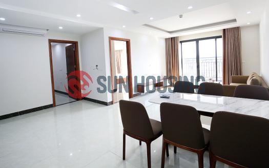 Basic 3 bedroom apartment in D'. Le Roi Soleil Hanoi, 114 sqm