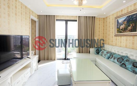 Classic style apartment in D le Roi Soleil Hanoi, 3 bedrooms