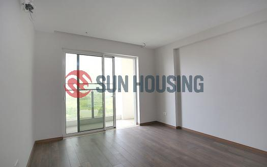 Unfurnished apartment for rent in Ciputra Hanoi, L building 3 beds