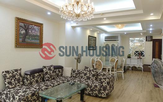 High-floor three bedroom apartment in E Building Ciputra Hanoi