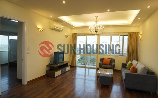 Renovated three bedroom apartment in E Building Ciputra, Hanoi