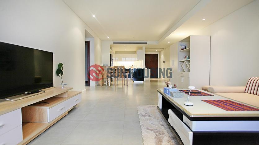 Watermark: Modern 02 bedroom apartment on high floor,open view balcony