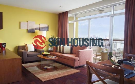 Apartment two-bedroom deluxe in Somerset West Lake, Hanoi