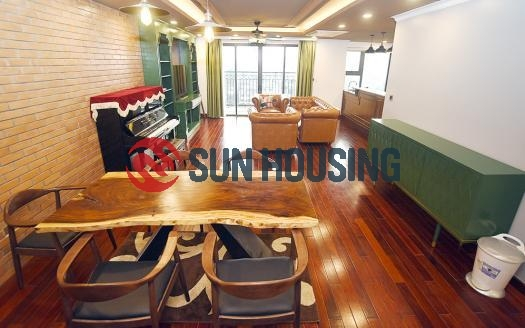 Impressive apartment in D le Roi Soleil Hanoi, 2 bedrooms