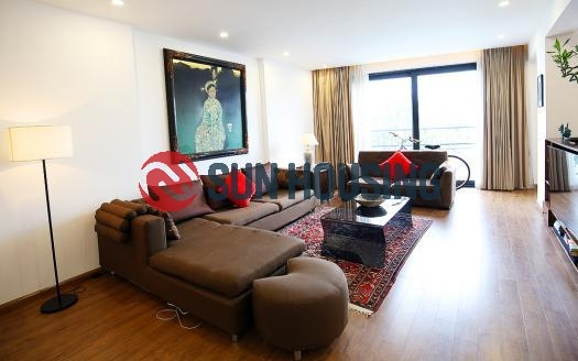 Gorgeous 03 bedroom apartment in Westlake, Hanoi | Lake viewing