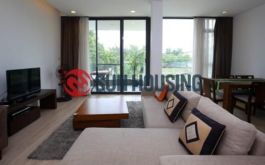 Serviced apartment with 2 bedrooms & 2 bathrooms in Quảng An Tây Hồ