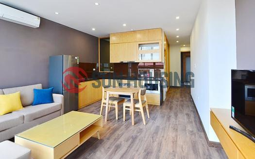 An affordable 1 bedroom apartment in Tay Ho for rent, quiet area