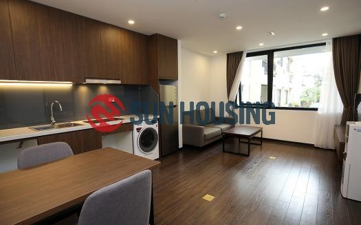 Serviced one-bedroom apartment in Tay Ho, Hanoi