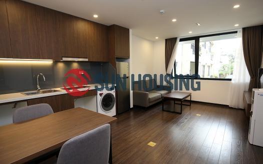 Serviced one-bedroom apartment in Tay Ho, Hanoi