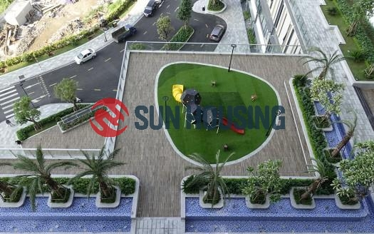 3-bedroom apartment in Vinhomes Skylake Pham Hung, 110 sqm