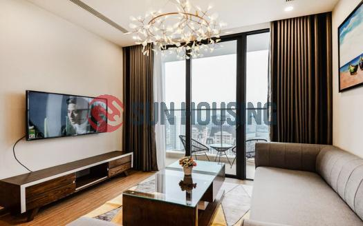 Newly and modern Vinhomes Skylake 2 bedroom apartment for rent, 96sqm