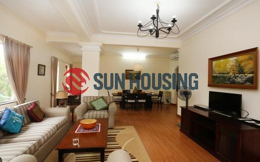 Adorable two-bedroom apartment in Hoan Kiem district, Hanoi