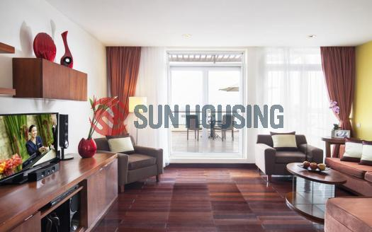 Airy apartment in Somerset West Lake, Thuy Khue Road, Hanoi