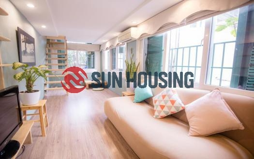 Adorable one-bedroom apartment in Hoan Kiem – City center