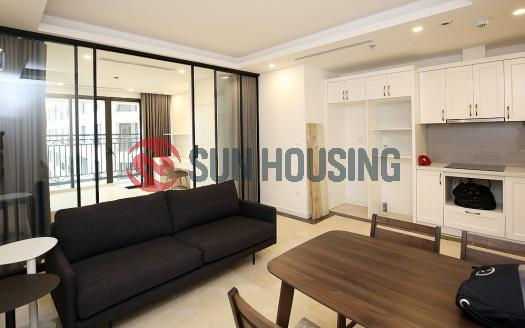 For rent 1 bedroom apartment in D'. Le Roi Soleil Hanoi