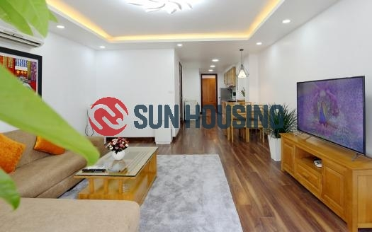 Fully furnished serviced apartment for $1000/month near Lotte Tower.