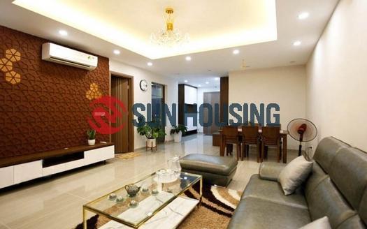 Newly 3-BR Ciputra apartment for rent, L-building | Modern design