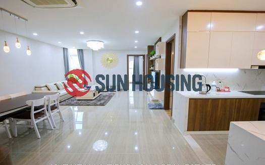Beautiful new 2 bedroom apartment in Ciputra
