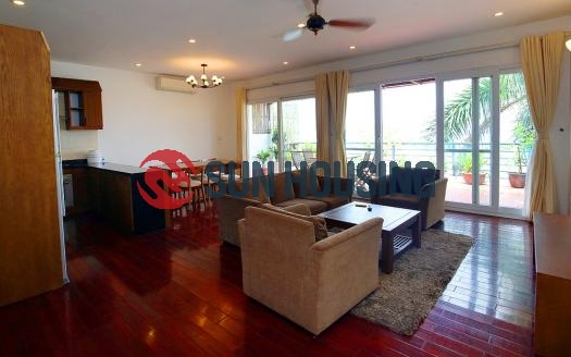 3 Bedroom for $1800/month. Quang Kanh, Quang An apartment for rent.