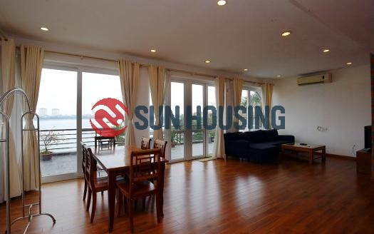Quang An apartment, $900/month, 80m2, 1 bedroom, Great view!