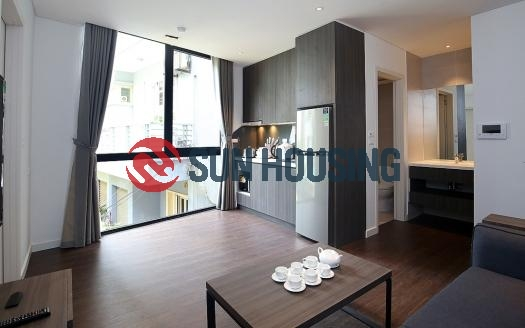 Newly finished 1 bedroom apartment for rent in Tay Ho road