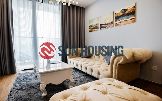 Mixed-style Vinhomes Skylake 2 bedroom apartment for rent, 70 sqm