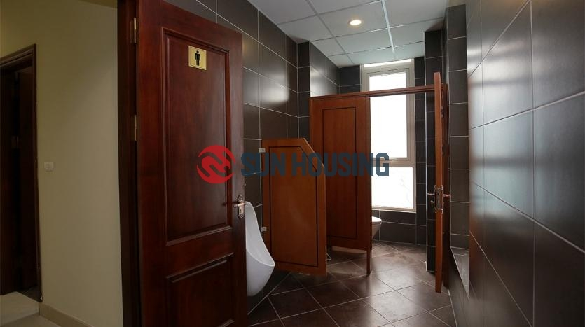 Office building and commercial property for lease in Tay Ho, Hanoi