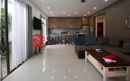 House in Quang An for rent. 2 floors, 4 bedrooms, 50m2/floor