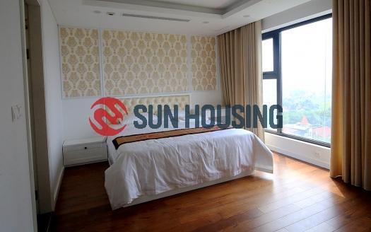A Basic D'. Le Roi 3BR apartment | White furniture | Good layout 114 sqm