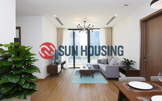 Modern apartment in Vinhomes Skylake
