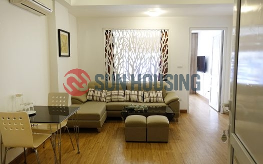 Practical one bedroom apartment for rent in Dong Da.