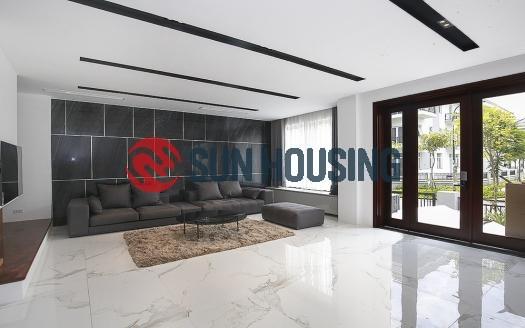 Available for rent this Villa in Ciputra Hanoi! Large, Three Floor Villa!