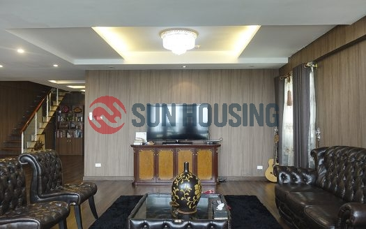 Good quality penthouse in Ciputra for rent | P Building