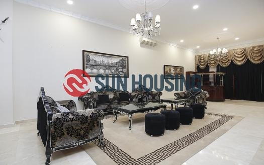 Visit now Ambassador size Ciputra Villa for rent in Q Block, 6 bedrooms