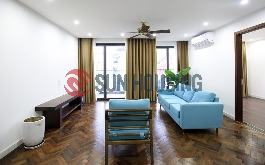 Newly renovated high floor apartment in tay ho. 200m2