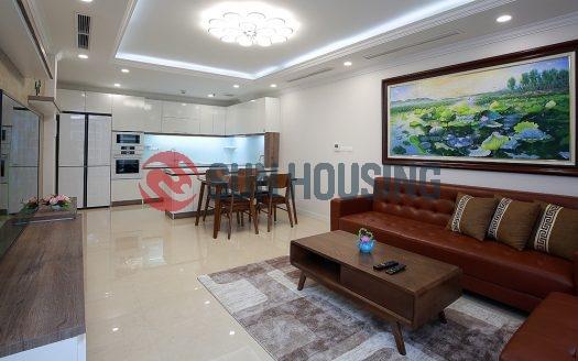 New luxury apartment in D Le Roi Soleil with beautiful interior design