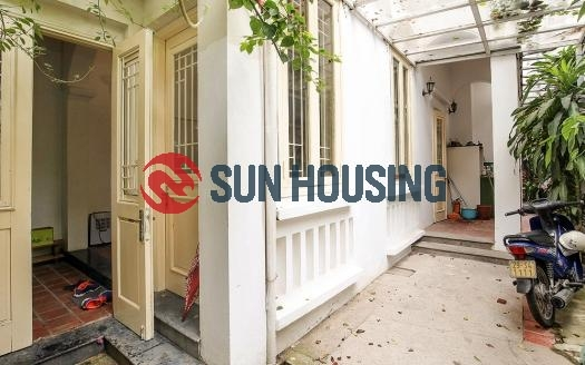 Interesting 2BR house for rent in Nghi Tam village | Cool layout, good condition
