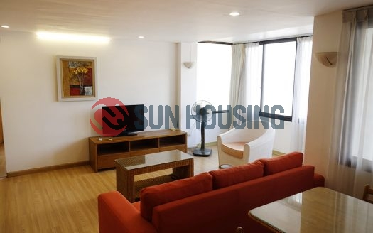 This convenient one bedroom apartment in Dong Da is ready to rent.
