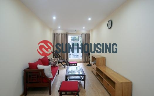 A Good condition 2 bedroom house for rent on Trinh Cong Son Street