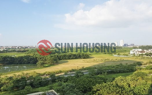 Large 3 bedroom apartment in Ciputra for rent. 182m2