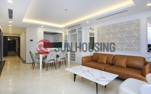 Come experience Hanoi from this apartment in D Le Roi Soleil!