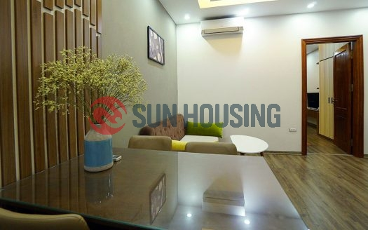 One bedroom available apartment in Xuan Dieu. Nice floor plan.