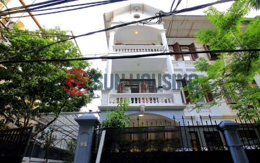 Tastefully charming renovated house in Tay Ho. Convenient and quiet.