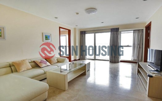 Available apartment in Ciputra, Hanoi. 3 bedrooms