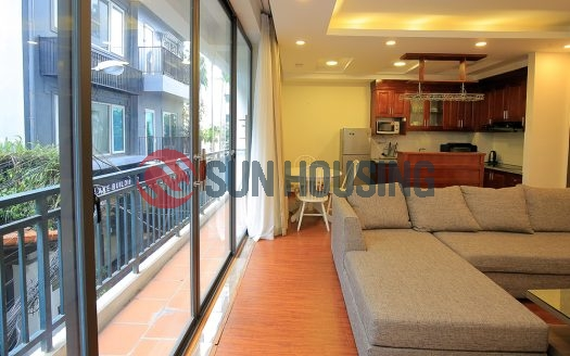 Two bedroom apartment in Tay Ho.