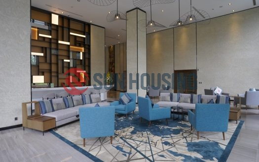 2 bedroom apartment in Oakwood Residence Quang An, Tay Ho newly released